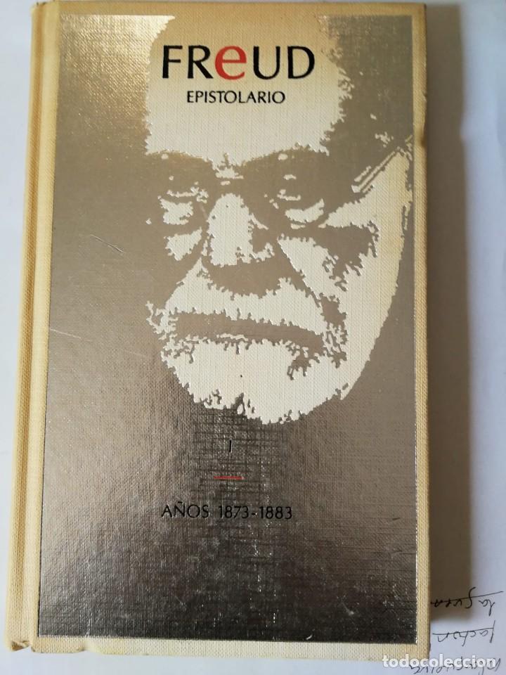 FREUD . EPISTOLARIO. AÑOS 1873-1883 (Libros Nuevos - Ciencias, Manuales y Oficios - Psicología y Psiquiatría )