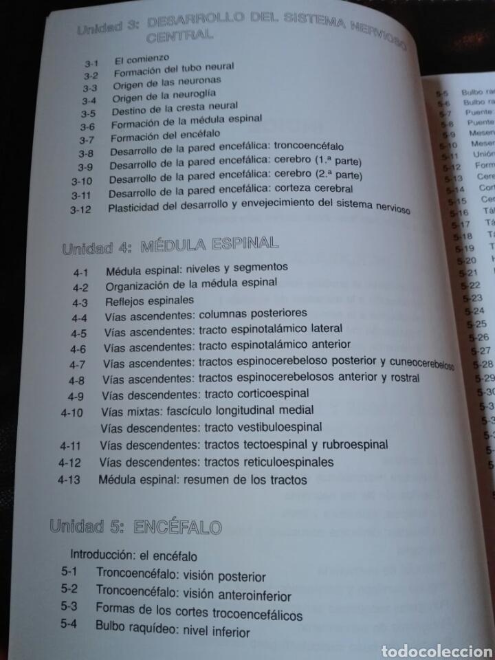 Libros: El cerebro humano. Libro de trabajo Marian C. Diamond | A B Scheibel Lawrence M Elson Libro nuevo - Foto 8 - 198141587