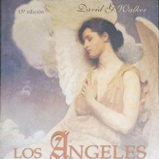 Libros: LOS ÁNGELES PUEDEN CAMBIAR TU VIDA: PÍDELES SU AYUDA - DAVID G. WALKER. Lote 216800482