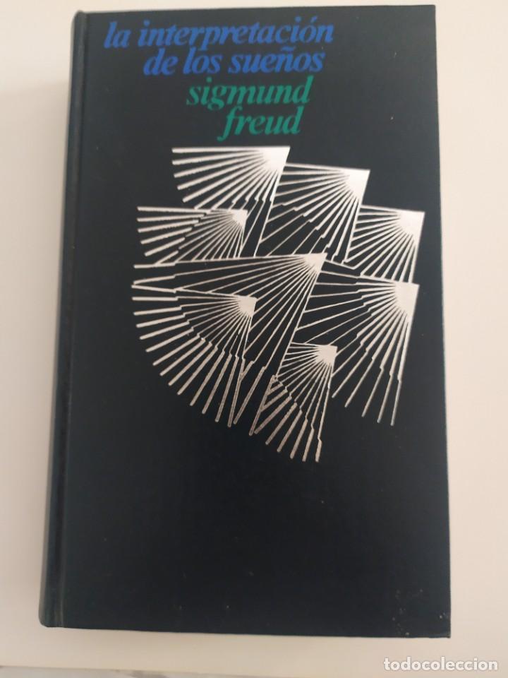 LA INTERPRETACIÓN DE LOS SUEÑOS (Libros Nuevos - Ciencias, Manuales y Oficios - Psicología y Psiquiatría )