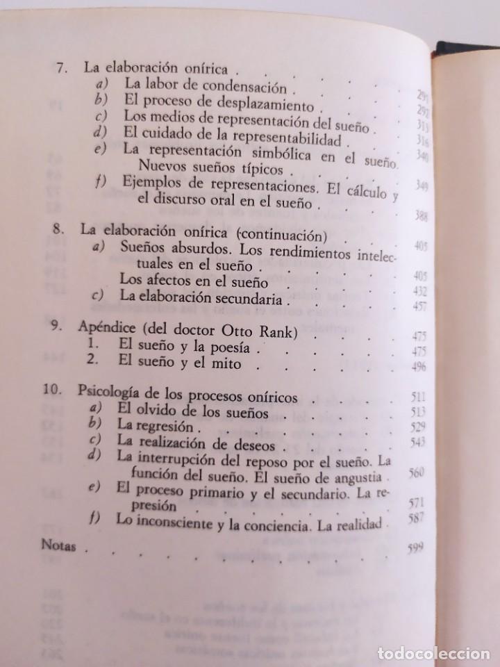 Libros: La interpretación de los sueños - Foto 2 - 217904645