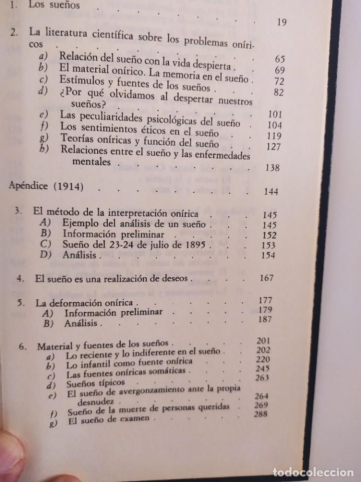 Libros: La interpretación de los sueños - Foto 3 - 217904645