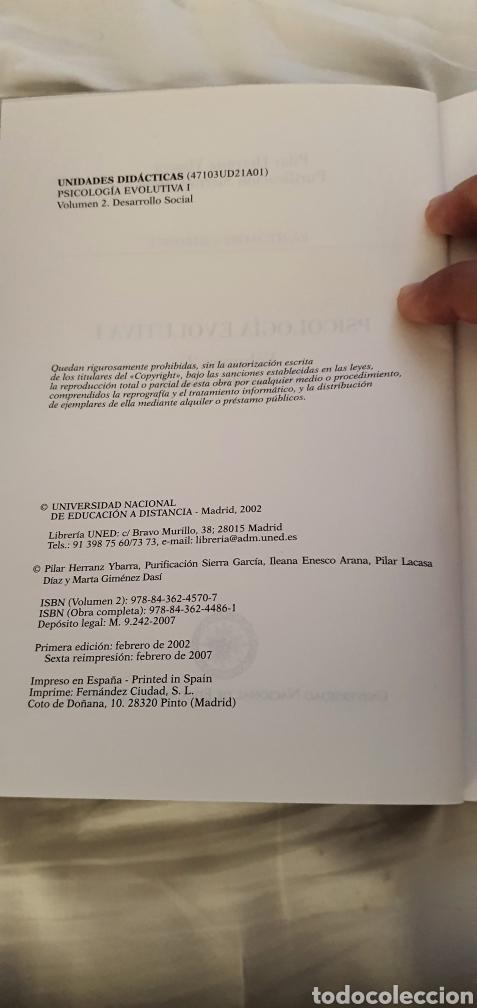 Libros: Psicología evolutiva I. Volumen 2. Desarrollo social - Foto 2 - 218453786