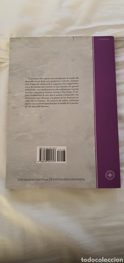 Libros: Psicología evolutiva I. Volumen 2. Desarrollo social - Foto 3 - 218453786