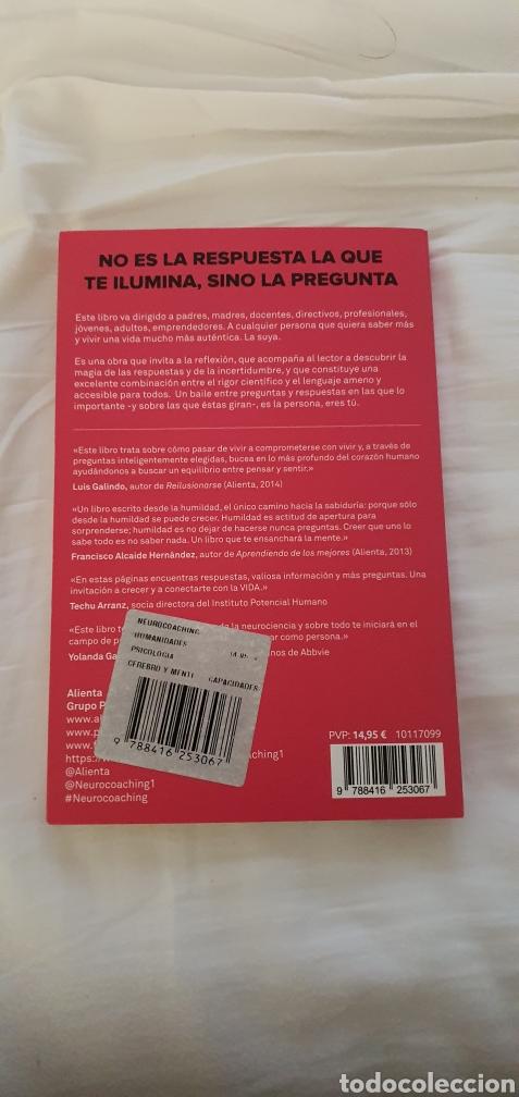 Libros: Neutro coaching. Silvia Escribano Cuerva - Foto 2 - 218454022