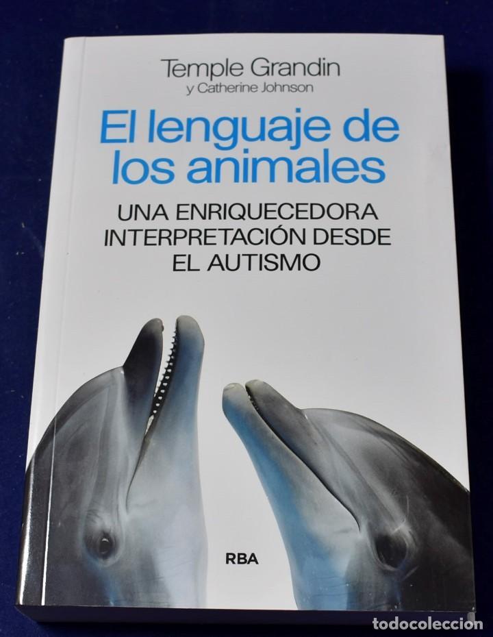 EL LENGUAJE DE LOS ANIMALES - GRANDIN, TEMPLE; JOHNSON, CATHERINE (Libros Nuevos - Ciencias, Manuales y Oficios - Psicología y Psiquiatría )