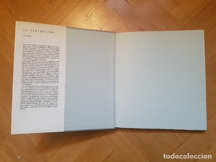 Libros: La Percepción Irvin Rock Biblioteca Científica Americana - Foto 2 - 241450370