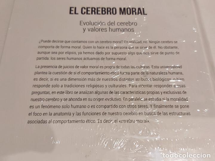 Libros: EL CEREBRO MORAL / EVOLUCIÓN DEL CEREBRO / NEUROCIENCIA Y PSICOLOGÍA / 20 / PRECINTADO. - Foto 2 - 226958635