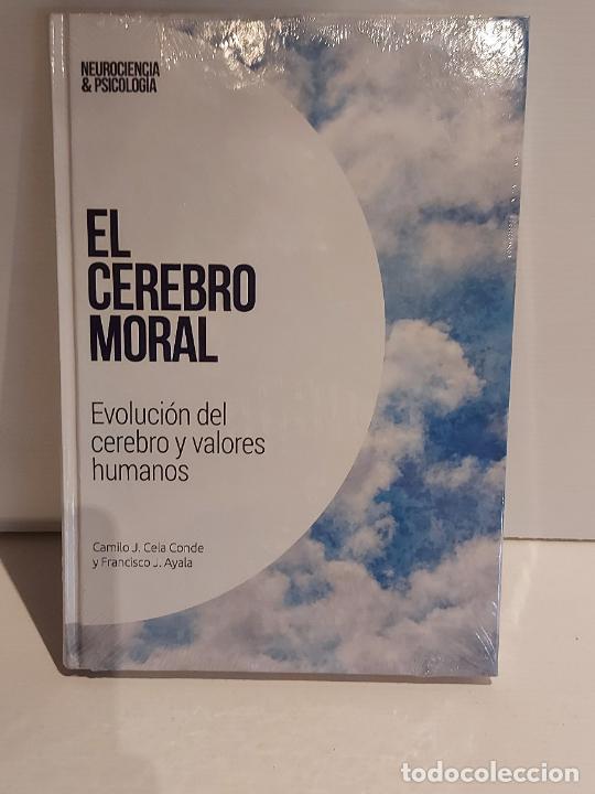 EL CEREBRO MORAL / EVOLUCIÓN DEL CEREBRO / NEUROCIENCIA Y PSICOLOGÍA / 20 / PRECINTADO. (Libros Nuevos - Ciencias, Manuales y Oficios - Psicología y Psiquiatría )