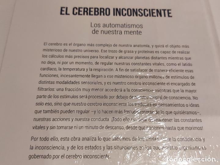 Libros: EL CEREBRO INCONSCIENTE / LOS AUTOMATISMOS / NEUROCIENCIA Y PSICOLOGÍA / 19 / PRECINTADO. - Foto 2 - 226958925
