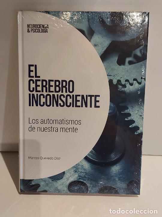 EL CEREBRO INCONSCIENTE / LOS AUTOMATISMOS / NEUROCIENCIA Y PSICOLOGÍA / 19 / PRECINTADO. (Libros Nuevos - Ciencias, Manuales y Oficios - Psicología y Psiquiatría )