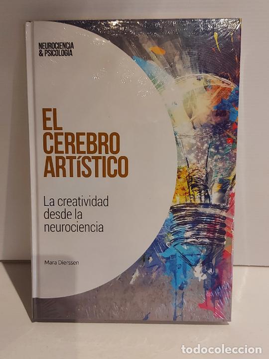 EL CEREBRO ARTÍSTICO / LA CREATIVIDAD / NEUROCIENCIA Y PSICOLOGÍA / 29 / PRECINTADO. (Libros Nuevos - Ciencias, Manuales y Oficios - Psicología y Psiquiatría )