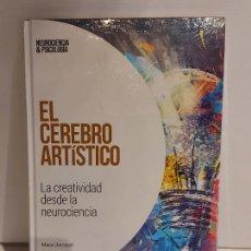 Livres: EL CEREBRO ARTÍSTICO / LA CREATIVIDAD / NEUROCIENCIA Y PSICOLOGÍA / 29 / PRECINTADO.. Lote 236353295