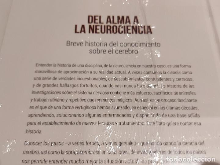 Libros: DEL ALMA A LA NEUROCIENCIA / BREVE HISTORIA / NEUROCIENCIA Y PSICOLOGÍA / 27 / PRECINTADO. - Foto 2 - 226962840