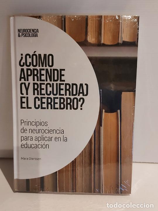 ¿ CÓMO APRENDE (Y RECUERDA) EL CEREBRO ? / NEUROCIENCIA Y PSICOLOGÍA / 25 / PRECINTADO. (Libros Nuevos - Ciencias, Manuales y Oficios - Psicología y Psiquiatría )