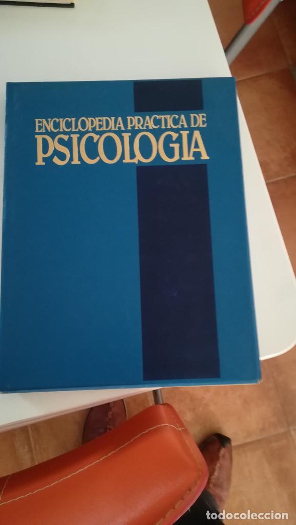 Libros: ENCICLOPEDIA PSICOLOGIA POR FASCICULOS - Foto 2 - 227748465
