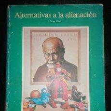 Libros: ALTERNATIVA A LA ALIENACIÓN.. Lote 230930375