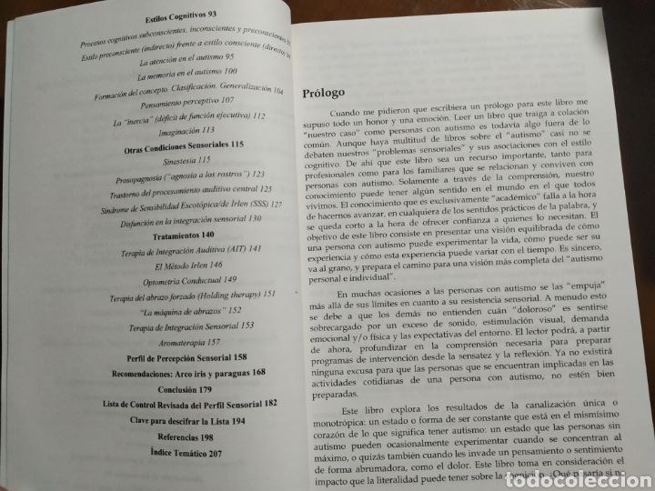Libros: Percepción Sensorial en el Autismo y Síndrome de Asperger. Olga Bogdashina - Foto 4 - 232332195