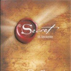 Livres: EL SECRETO - RHONDA BYRNE (EDICIONES URANO 2010). Lote 236979365