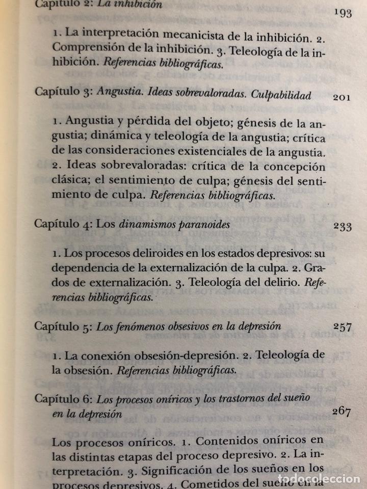 Libros: Un estudio sobre la depresión ( Carlos Castilla del Pino) - Foto 5 - 241917825