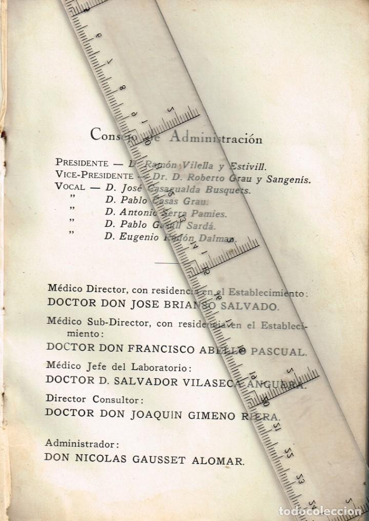 """Libros: 1928 1929 INSTITUTO PEDRO MATA (REUS - TARRAGONA) """"PERE MATA"""" Libro de presentación - Foto 2 - 243403000"""