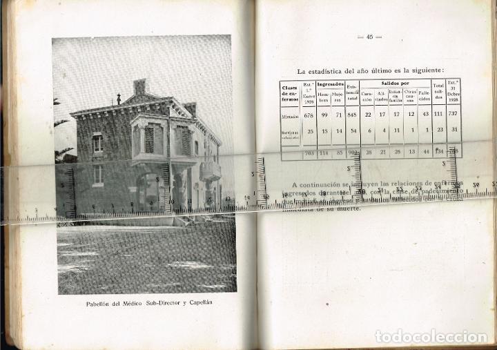 """Libros: 1928 1929 INSTITUTO PEDRO MATA (REUS - TARRAGONA) """"PERE MATA"""" Libro de presentación - Foto 4 - 243403000"""
