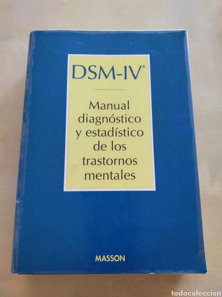 MANUAL DIAGNÓSTICO Y ESTADÍSTICO DE LOS TRASTORNOS MENTALES (Libros Nuevos - Ciencias, Manuales y Oficios - Psicología y Psiquiatría )