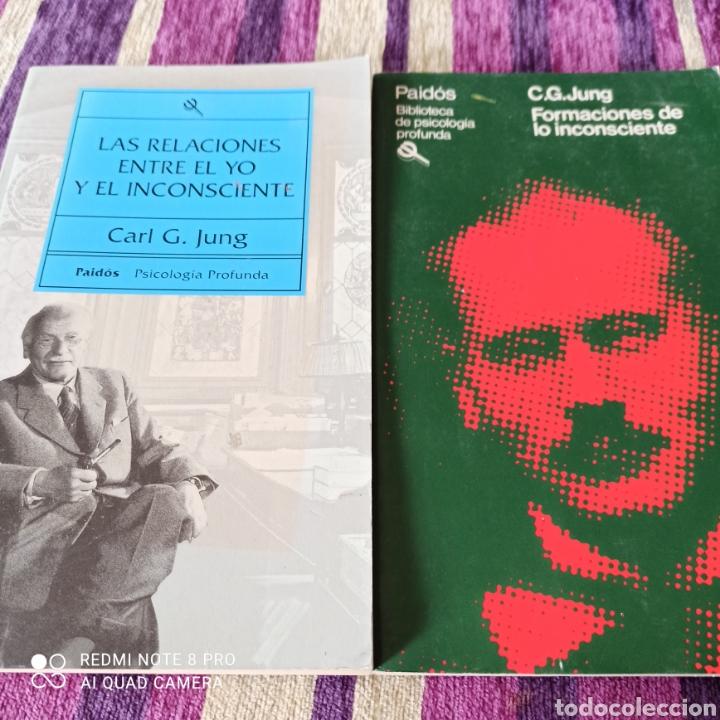PSICOLOGÍA, LOTE CARL G. JUNG. (Libros Nuevos - Ciencias, Manuales y Oficios - Psicología y Psiquiatría )