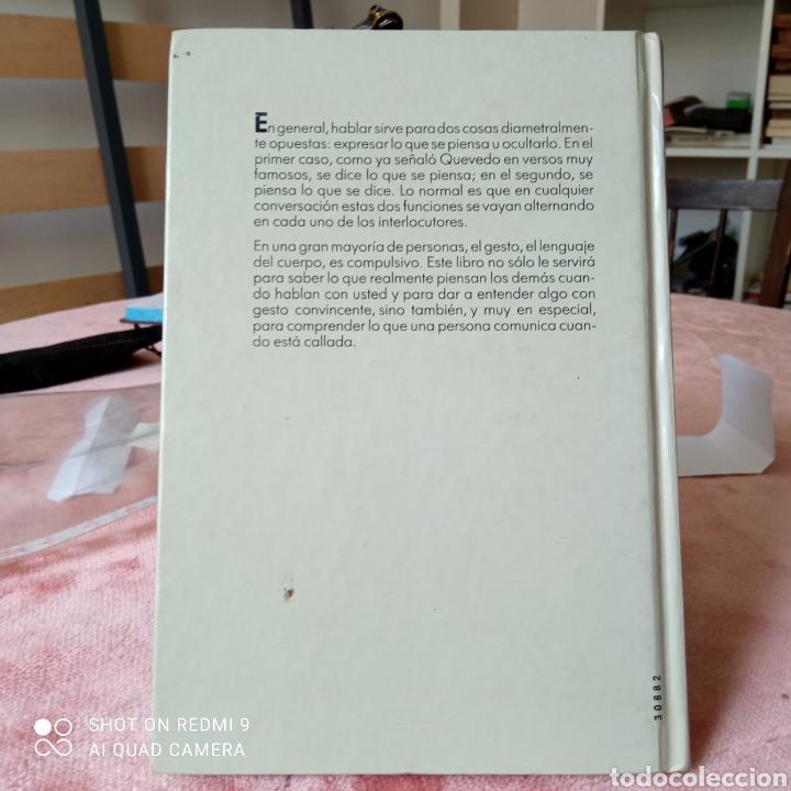 Libros: El lenguaje del cuerpo de Allan Pease ver fotos. - Foto 2 - 253255055