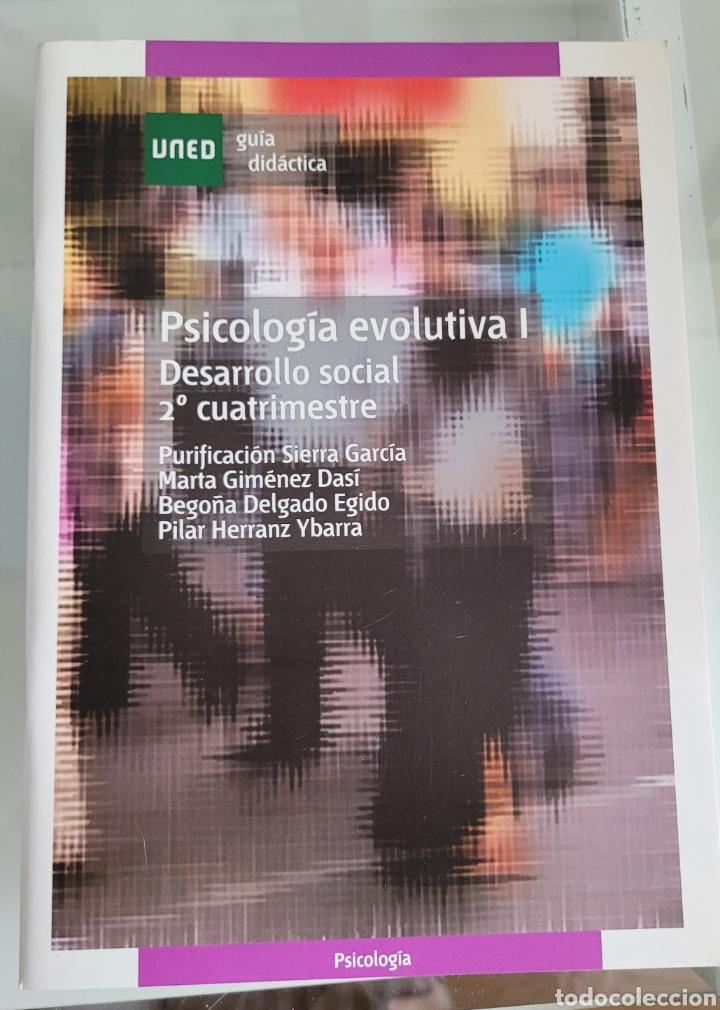 PSICOLOGÍA EVOLUTIVA I. DESARROLLO SOCIAL. PURIFICACIÓN SIERRA. (Libros Nuevos - Ciencias, Manuales y Oficios - Psicología y Psiquiatría )