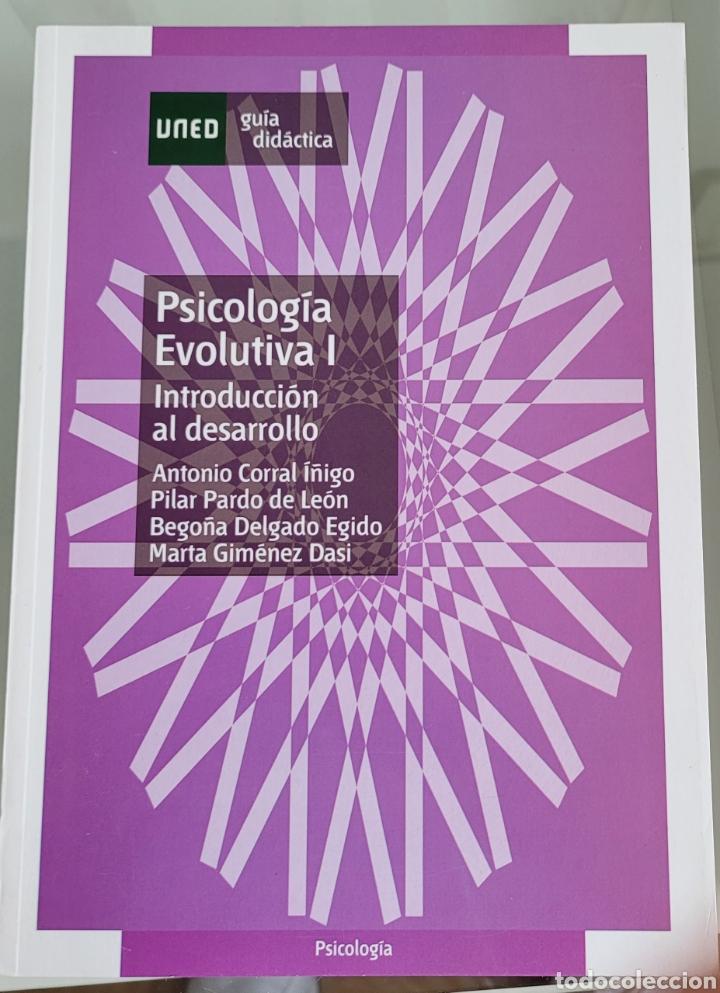 PSICOLOGÍA EVOLUTIVA I INTRODUCCIÓN AL DESARROLLO. UNED. (Libros Nuevos - Ciencias, Manuales y Oficios - Psicología y Psiquiatría )