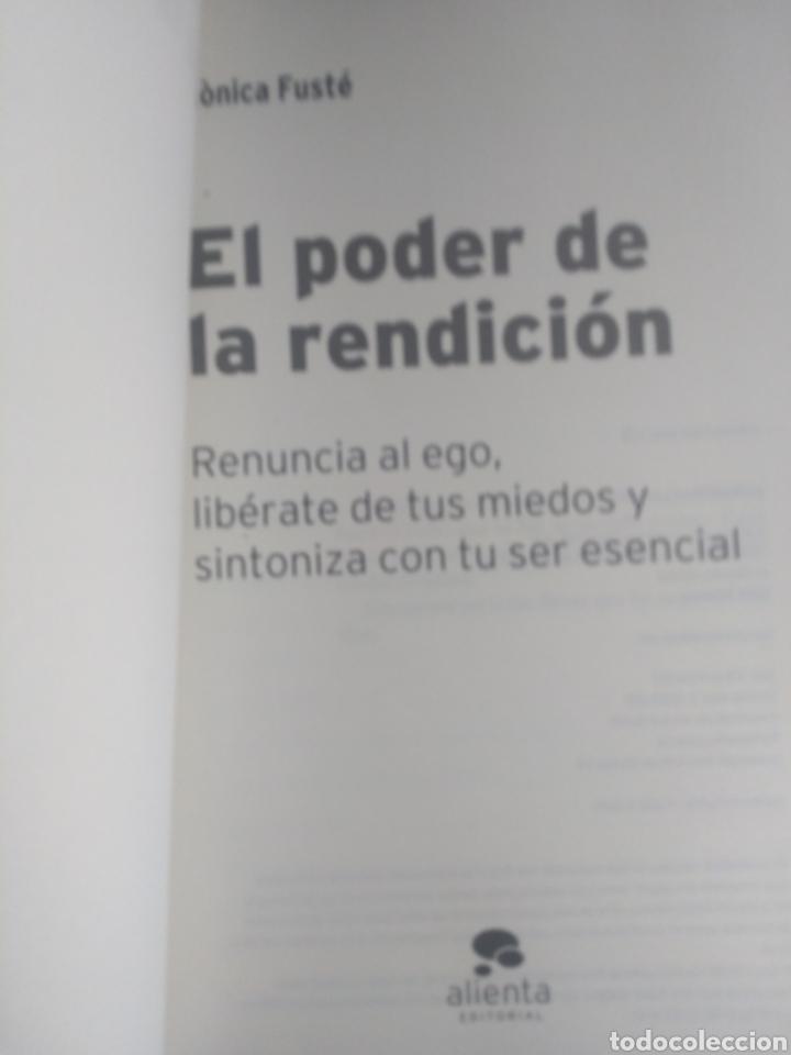 Libros: El Poder de la rendición - Foto 2 - 263220625