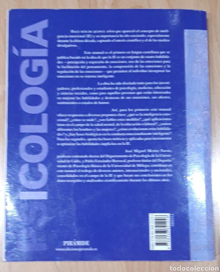 Libros: Manual de inteligencia emocional - Foto 2 - 266018338
