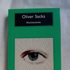 Libri: ALUCINACIONES / OLIVER SACKS. Lote 269037723