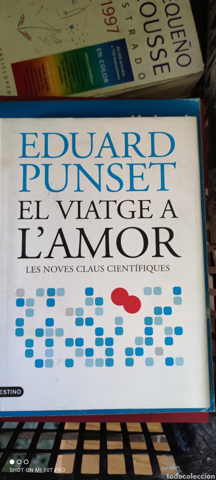 EDUARD PUNSET EL VISTE A L, AMOR (Libros Nuevos - Ciencias, Manuales y Oficios - Psicología y Psiquiatría )