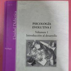 Libros: PSICOLOGÍA EVOLUTIVA 1 INTRODUCCIÓN AL DESARROLLO ANTONIO CORRAL IÑIGO PILAR PARDO DE LEON. Lote 276406253