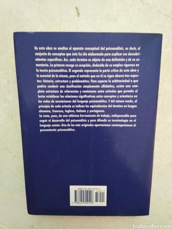 Libros: Diccionario de Psicoanálisis - Foto 2 - 277198623