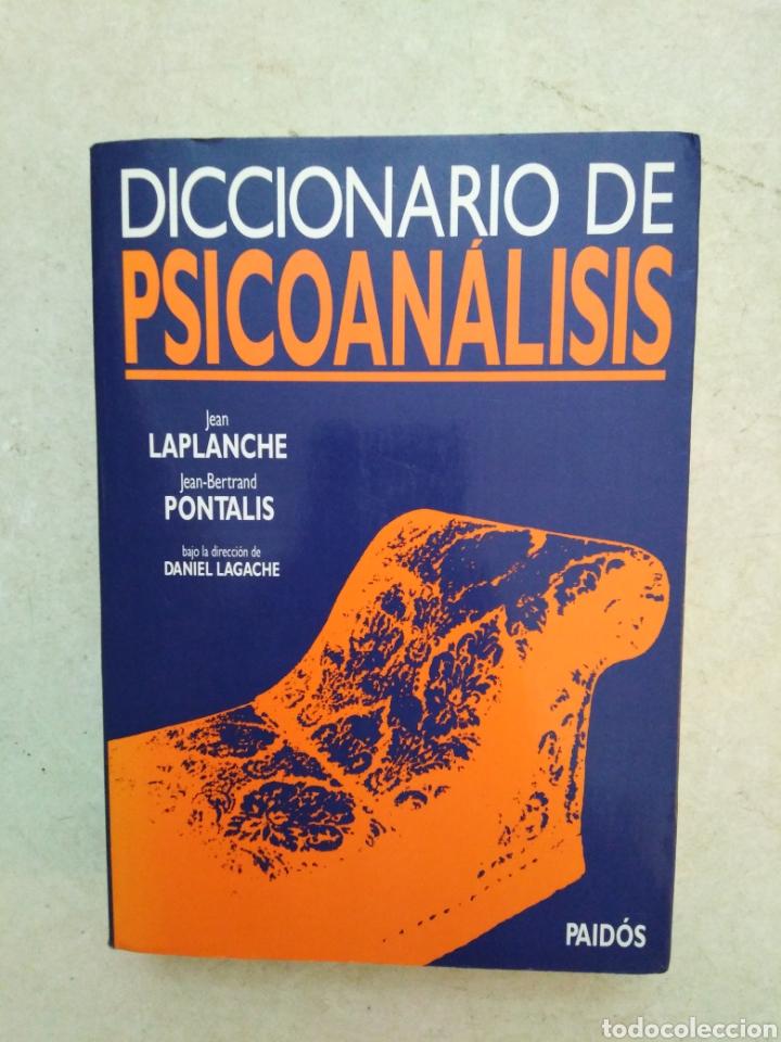 DICCIONARIO DE PSICOANÁLISIS (Libros Nuevos - Ciencias, Manuales y Oficios - Psicología y Psiquiatría )