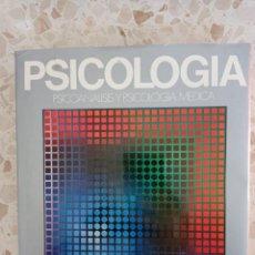 Libros: ENCICLOPEDIA DE LA PSICOLOGÍA - DENIS HUISMAN. Lote 289899708