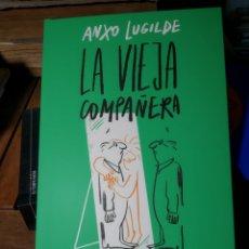 Libros: LA VIEJA COMPAÑERA: MIS TREINTA AÑOS DE LUCHA CONTRA LA DEPRESIÓN ANXO LUGILDE . 2021. Lote 293845508