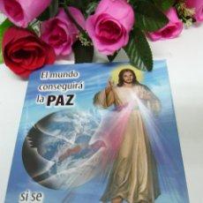 Libros: COMUNIÓN-NAVIDAD-SEMANA SANTA-REGALO-DIOS-JESÚS-DIVINO-COMUNIONES Y MAYORES-JÓVENES-ASI-ÁNGEL-SANTO. Lote 49642089