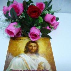 Libros: COMUNIONES-SEMANA SANTA-NAVIDAD-BIBLIA-EVANGELIOS-MAYORES-NIÑOS-EVANGELIO-JESÚS-DIOS-. Lote 49714632