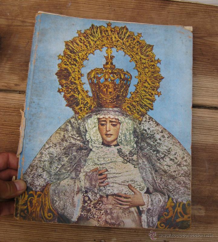 FANTASTICA REVISTA ANTIGUA SEMANA SANTA SEVILLA CALVARIO 1945 (Libros Nuevos - Humanidades - Religión)