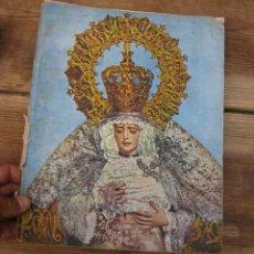 Libros: FANTASTICA REVISTA ANTIGUA SEMANA SANTA SEVILLA CALVARIO 1945. Lote 49763183