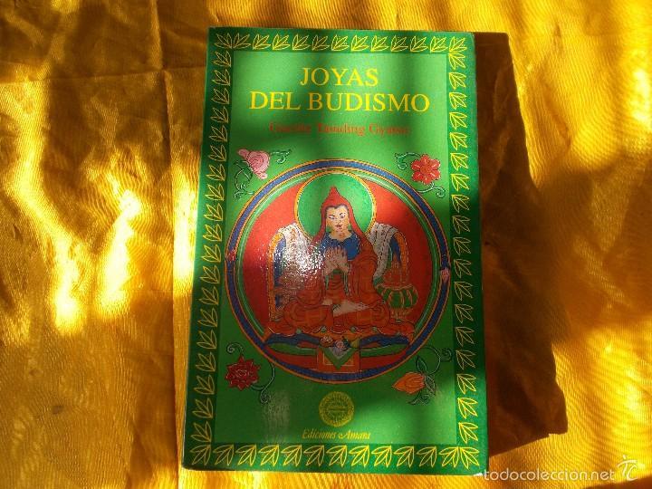 JOYAS DEL BUDISMO. GUESHE TAMDING GYATSO. EDICIONES AMARA (Libros Nuevos - Humanidades - Religión)