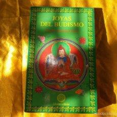 Libros: JOYAS DEL BUDISMO. GUESHE TAMDING GYATSO. EDICIONES AMARA. Lote 100743764