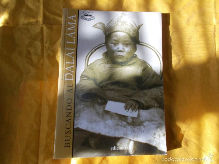 BUSCANDO AL DALAI LAMA. EDICIONES I. (Libros Nuevos - Humanidades - Religión)
