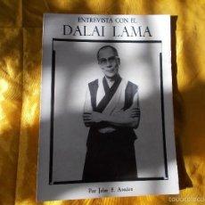 Libros: ENTREVISTA CON EL DALAI LAMA. JOHN F. AVEDON. PUBLICACIONES DHARMA.. Lote 57219041