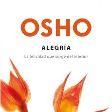 Libros: ALEGRÍA NUEVAS EDICIONES DE BOLSILLO. Lote 70599245