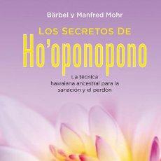 Libros: SECRETOS DE HOOPONOPONO LOS. Lote 70942746
